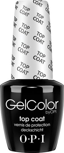 OPI Верхнее покрытие GelColor, 15 мл