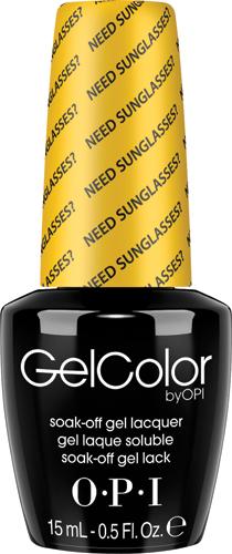 OPI Гель-лак GelColor Need Sunglasses?, 15 млGCB46GELCOLOR от OPI. ГЕЛЬКОЛОР это 100% гель в лаковом флаконе! В отличие от гелей-лаков, из-за отсутствия лаковой составляющей ГЕЛЬКОЛОР не подвержен сколам и трещинам. Ультра-быстрое светоотверждение в LED-лампе OPI! Всего лишь 4 минуты на все слои включая базу и верхнее покрытие на всех пальцах! Не требует шлифовки ногтей перед нанесением и опиливания при снятии, а значит — не травмирует ногти! Снимается за 15 минут отмачиванием. ГЕЛЬКОЛОР - экономичен! ГЕЛЬКОЛОР - это высочайшее качество OPI по доступной цене. Оттенки легендарных лаков OPI при желании можно наносить поверх ГЕЛЬКОЛОР. Сравните стоимость ГЕЛЬКОЛОР с другими марками и Вы увидите разницу! Стойкое и сияющее покрытие на недели вперед с GELCOLOR. ГЕЛЬКОЛОР это 100% гель в лаковом флаконе! В отличие от гелей-лаков, из-за отсутствия лаковой составляющей ГЕЛЬКОЛОР не подвержен сколам и трещинам. Ультра-быстрое светоотверждение в LED-лампе OPI! Всего лишь 4 минуты на все слои включая базу и верхнее покрытие на всех пальцах!...
