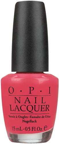 OPI Лак для ногтей Charged Up Cherry, 15 млNLB35Лак для ногтей OPI быстросохнущий, содержит натуральный шелк и аминокислоты. Увлажняет и ухаживает за ногтями. Форма флакона, колпачка и кисти специально разработаны для удобного использования и запатентованы.