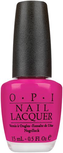 OPI Лак для ногтей Thats Hot! Pink, 15 млNLB68Лак для ногтей OPI быстросохнущий, содержит натуральный шелк и аминокислоты. Увлажняет и ухаживает за ногтями. Форма флакона, колпачка и кисти специально разработаны для удобного использования и запатентованы.