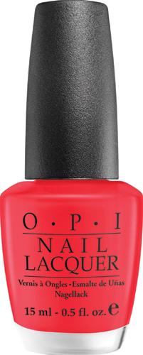 OPI Лак для ногтей OPI on Collins Ave, 15 млNLB76Лак для ногтей OPI быстросохнущий, содержит натуральный шелк и аминокислоты. Увлажняет и ухаживает за ногтями. Форма флакона, колпачка и кисти специально разработаны для удобного использования и запатентованы.