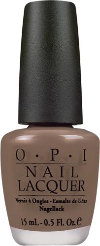 OPI Лак для ногтей Over the Taupe, 15 млNLB85Лак для ногтей OPI быстросохнущий, содержит натуральный шелк и аминокислоты. Увлажняет и ухаживает за ногтями. Форма флакона, колпачка и кисти специально разработаны для удобного использования и запатентованы.