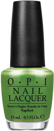 OPI Лак для ногтей My Gecko Does Tricks, 15 млNLH66Лак для ногтей OPI быстросохнущий, содержит натуральный шелк и аминокислоты. Увлажняет и ухаживает за ногтями. Форма флакона, колпачка и кисти специально разработаны для удобного использования и запатентованы.