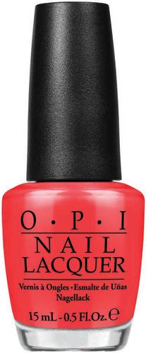 OPI Лак для ногтей Aloha from OPI, 15 млNLH70Лак для ногтей OPI быстросохнущий, содержит натуральный шелк и аминокислоты. Увлажняет и ухаживает за ногтями. Форма флакона, колпачка и кисти специально разработаны для удобного использования и запатентованы.