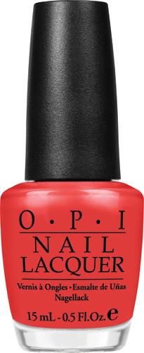 OPI Лак для ногтей CAJUN SHRIMP, 15 млNLL64Лак для ногтей OPI быстросохнущий, содержит натуральный шелк и аминокислоты. Увлажняет и ухаживает за ногтями. Форма флакона, колпачка и кисти специально разработаны для удобного использования и запатентованы.