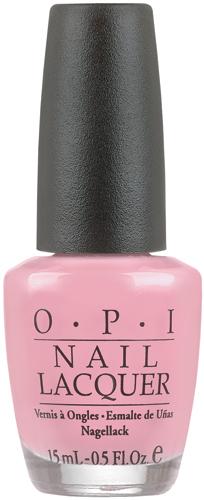 OPI Лак для ногтей Pink-ing of You, 15 млNLS95Лак для ногтей OPI быстросохнущий, содержит натуральный шелк и аминокислоты. Увлажняет и ухаживает за ногтями. Форма флакона, колпачка и кисти специально разработаны для удобного использования и запатентованы.