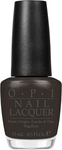OPI Лак для ногтей Touring America Get in the Expresso Lane, 15 млNLT27Лак для ногтей OPI быстросохнущий, содержит натуральный шелк и аминокислоты. Увлажняет и ухаживает за ногтями. Форма флакона, колпачка и кисти специально разработаны для удобного использования и запатентованы.