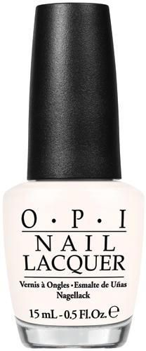 OPI Лак для ногтей Nail Lacquer, тон № NLV31 Be There in a Prosecco, 15 млNLV31Лак для ногтей OPI быстросохнущий, содержит натуральный шелк и аминокислоты. Увлажняет и ухаживает за ногтями. Форма флакона, колпачка и кисти специально разработаны для удобного использования и запатентованы.