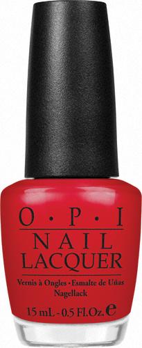 OPI Лак для ногтей Color So Hot It Berns, 15 млNLZ13Лак для ногтей OPI быстросохнущий, содержит натуральный шелк и аминокислоты. Увлажняет и ухаживает за ногтями. Форма флакона, колпачка и кисти специально разработаны для удобного использования и запатентованы.