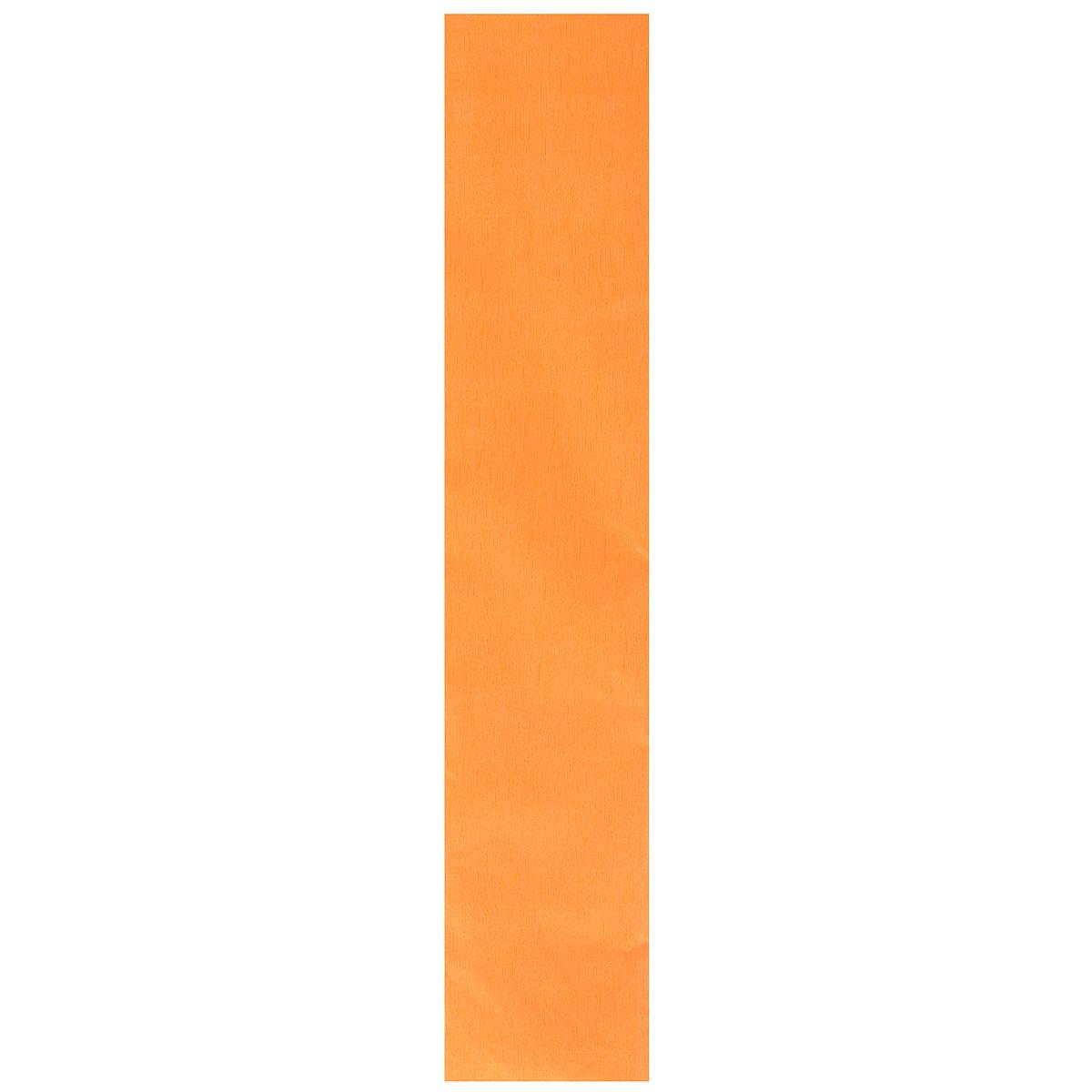 Бумага крепированная Проф-Пресс, флюоресцентная, цвет: оранжевый, 50 см х 250 смБ-2306Крепированная флюоресцентная бумага Проф-Пресс - отличный вариант для воплощения творческих идей не только детей, но и взрослых. Она отлично подойдет для упаковки хрупких изделий, при оформлении букетов, создании сложных цветовых композиций, для декорирования и других оформительских работ. Бумага обладает повышенной прочностью и жесткостью, хорошо растягивается, имеет жатую поверхность. Кроме того, флюоресцентная бумага Проф-Пресс поможет увлечь ребенка, развивая интерес к художественному творчеству, эстетический вкус и восприятие, увеличивая желание делать подарки своими руками, воспитывая самостоятельность и аккуратность в работе. Такая бумага поможет вашему ребенку раскрыть свои таланты.