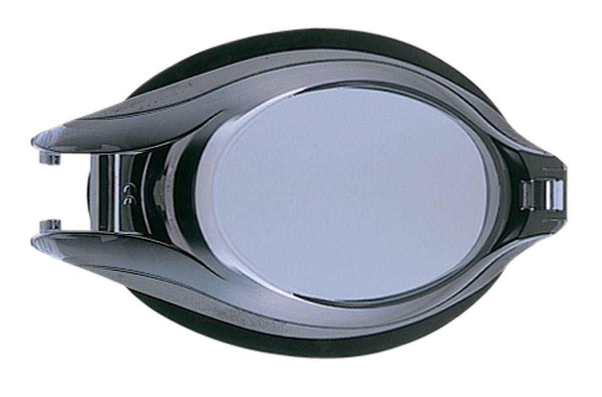 Линза для очков View Platina, цвет: дымчатый, диоптрии: -5.5TS VC-510A SK -5.5Диоптрические линзы View VC-510A могут быть установлены в очки для плавания V-500A Platina, или дополнены комплектом VPS-500A, с помощью которого вы сможете собрать свои очки для плавания. Линзы легко устанавливать и настраивать под себя, а мягкий обтюратор обеспечивает комфортное ношение. Дымчатые линзы отфильтровывают большую часть светового потока, минимизируя отражения и блики. Специальная обработка против запотевания, применяемая компанией View, обеспечивает длительную защиту от запотевания линз, вызванного испарением и жарой. Когда вы смачиваете внутреннюю поверхность линз водой перед тем, как надеть очки, на ней образуется тонкая водяная пленка, обеспечивающая прекрасный обзор и эффективную работу специального покрытия. Обтюратор из термопластического эластомера T.P.E. обеспечивает максимальный комфорт и защиту от протекания на долгое время. Термопластический эластомер при контакте с кожей создает приятные ощущения и, в отличие от...