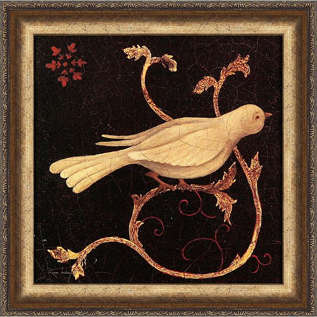 Snowbird Fresco (Regina-Andrew Design), 18 х 18 см18x18 D2309-312019Художественная репродукция картины Regina-Andrew Design Snowbird Fresco. Размер постера: 18 см х 18 см. Артикул: 18x18 D2309-312019.