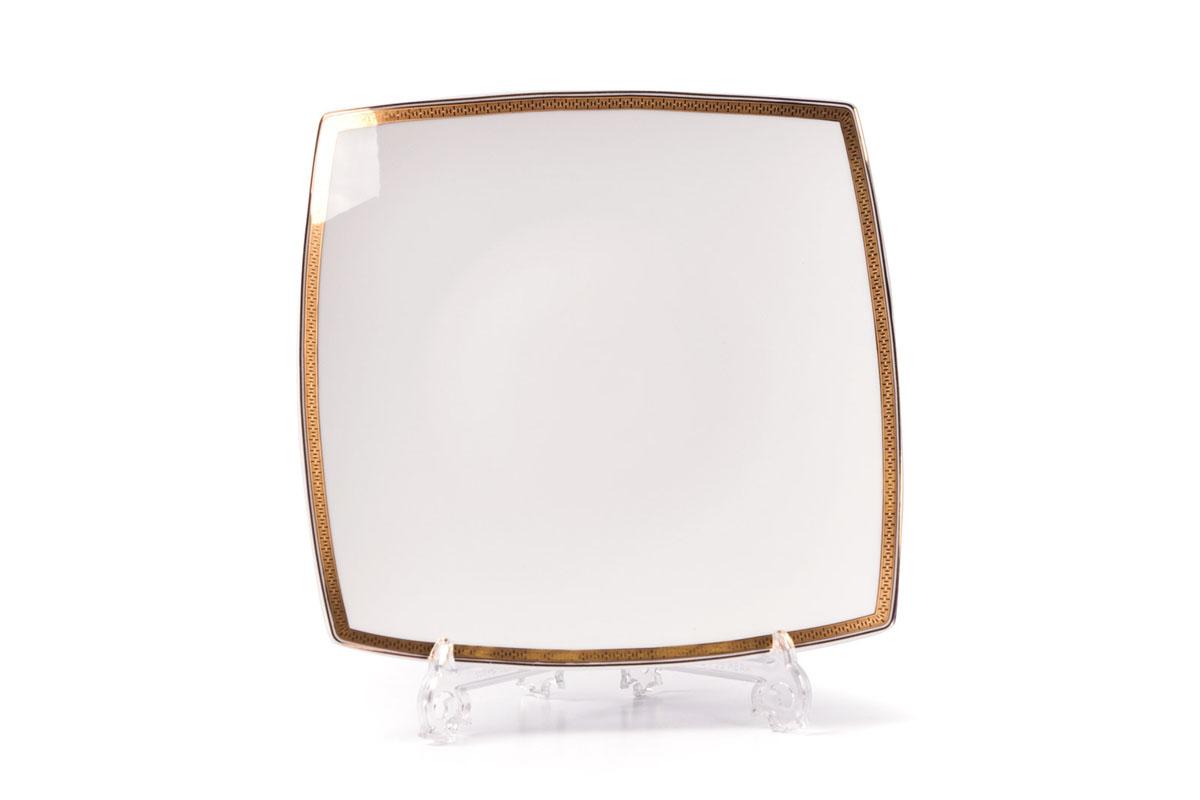Kyoto 1555 Блюдо 31 см , цвет: белый с золотом710631 1555Блюдо 31 см Материал: фарфор: цвет: белый с золотом Серия: KYOTO