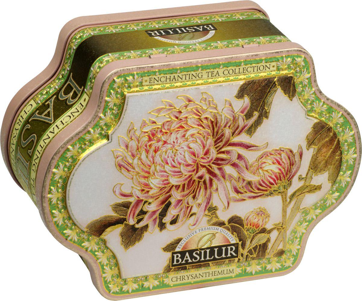 Чай basilur лист цейлона