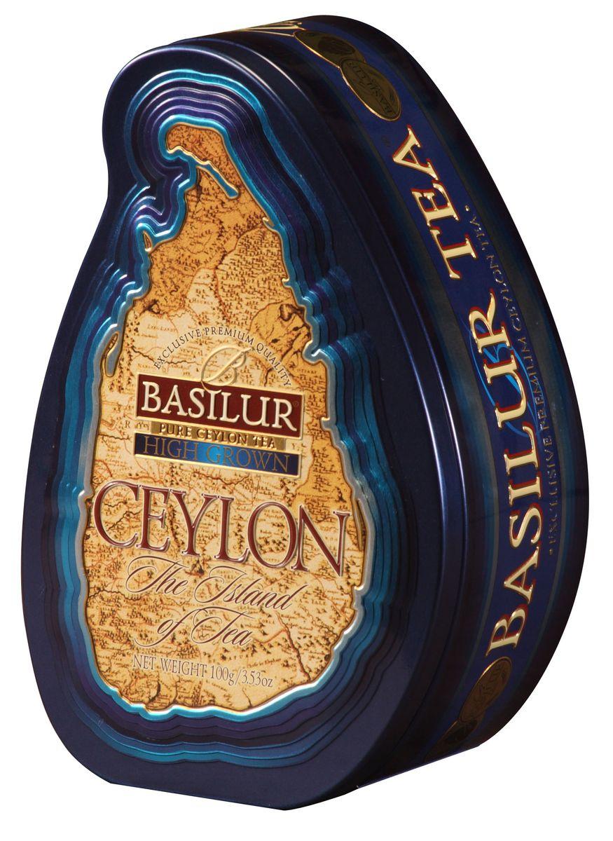 Basilur High Grown OP1 черный листовой чай, 100 г (жестяная банка)70286-00Чай чёрный цейлонский байховый листовой Basilur High Grown. Восхитительный Оранж Пеко 1 выращивается на всемирно известных высокогорных чайных плантациях Цейлона. Известный своими уникальными свойствами, золотистый чай Basilur High Grown обладает тонким ароматом и особенным букетом, что ставит его в один ряд с самыми выдающимися мировыми сортами чая.