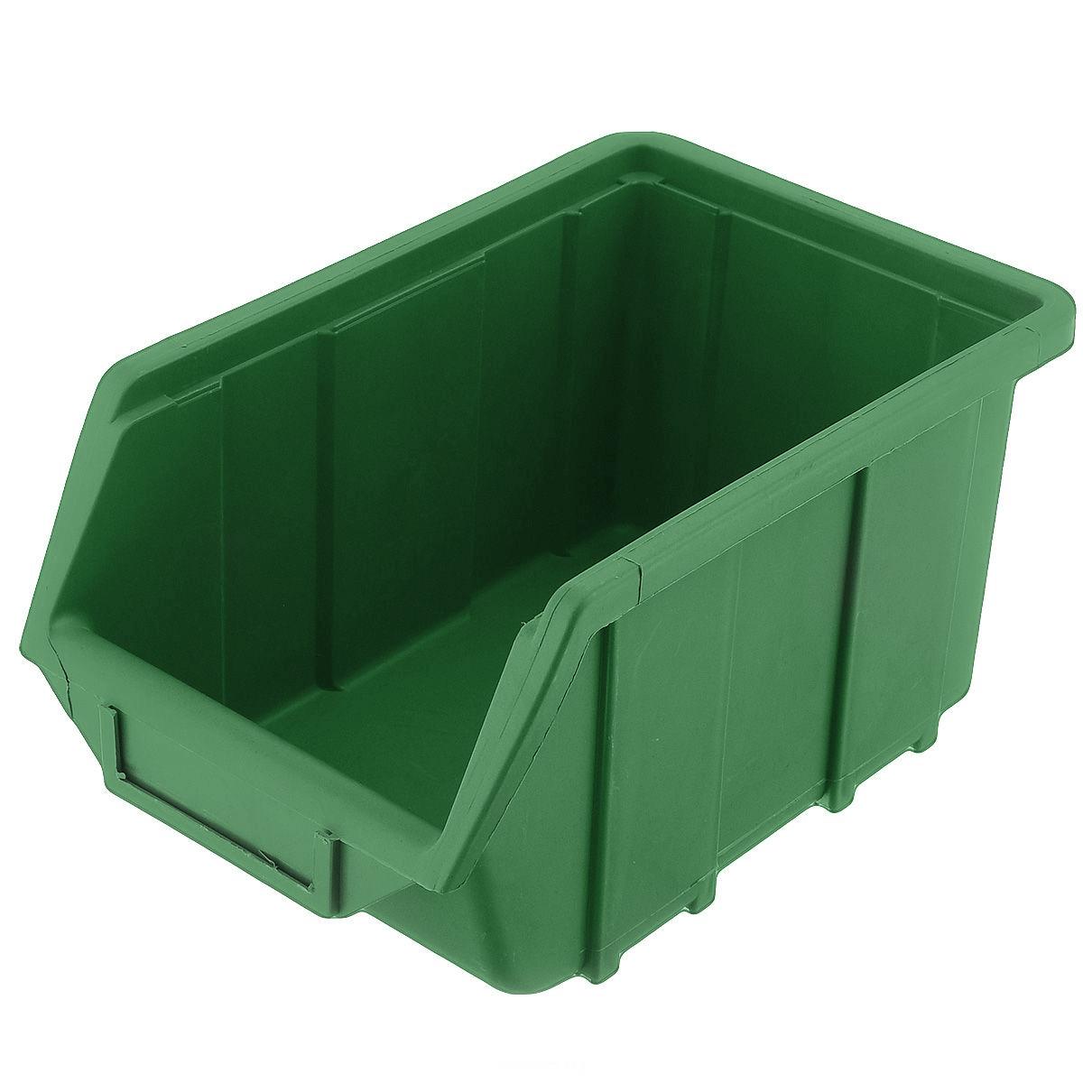 Ящик для метизов Альтернатива, цвет: зеленый, 25 х 16 х 13 см M450M450_зеленыйЯщик для метизов Альтернатива, цвет: зеленый, 25 см х 16 см х 13 см. M450