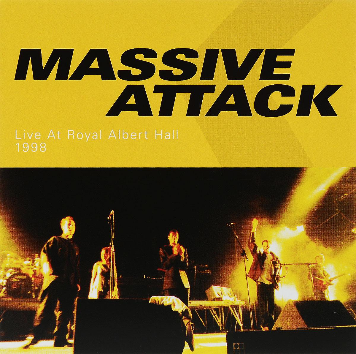 Massive Attack. Live At Royal Albert Hall 2015 Audio CD