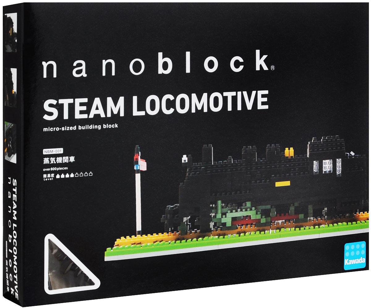 Nanoblock Мини-конструктор ПаровозNBM_001Подарочная модель паровоза - популярный объект для всех фанатов железнодорожного транспорта. Производитель заявляет, что, в первую очередь, игрушка предназначается для мужчин 30-40 лет. Предельно реалистичный поезд, который получится из этого набора наноблока, определенно стоит того времени, которое вы на него потратите! Паровоз является одним из уникальных технических средств, созданных человеком. Паровозы выполняли основной объем перевозок в XIX и первой половине XX века, сыграв колоссальную роль в подъеме экономики целого ряда стран. С середины ХХ века на смену паровозам пришли тепло- и электровозы, однако наглядный вид работы парового двигателя у многих вызывает ассоциацию с живым существом, что еще более усиливается характерным шипением пара - дыханием паровоза. Наверное, поэтому паровозы обладают неповторимым шармом, напоминая о далеких временах, романтике и дальних путешествиях. Миниатюрная модель паровоза не относится ни к одной из основных коллекций...