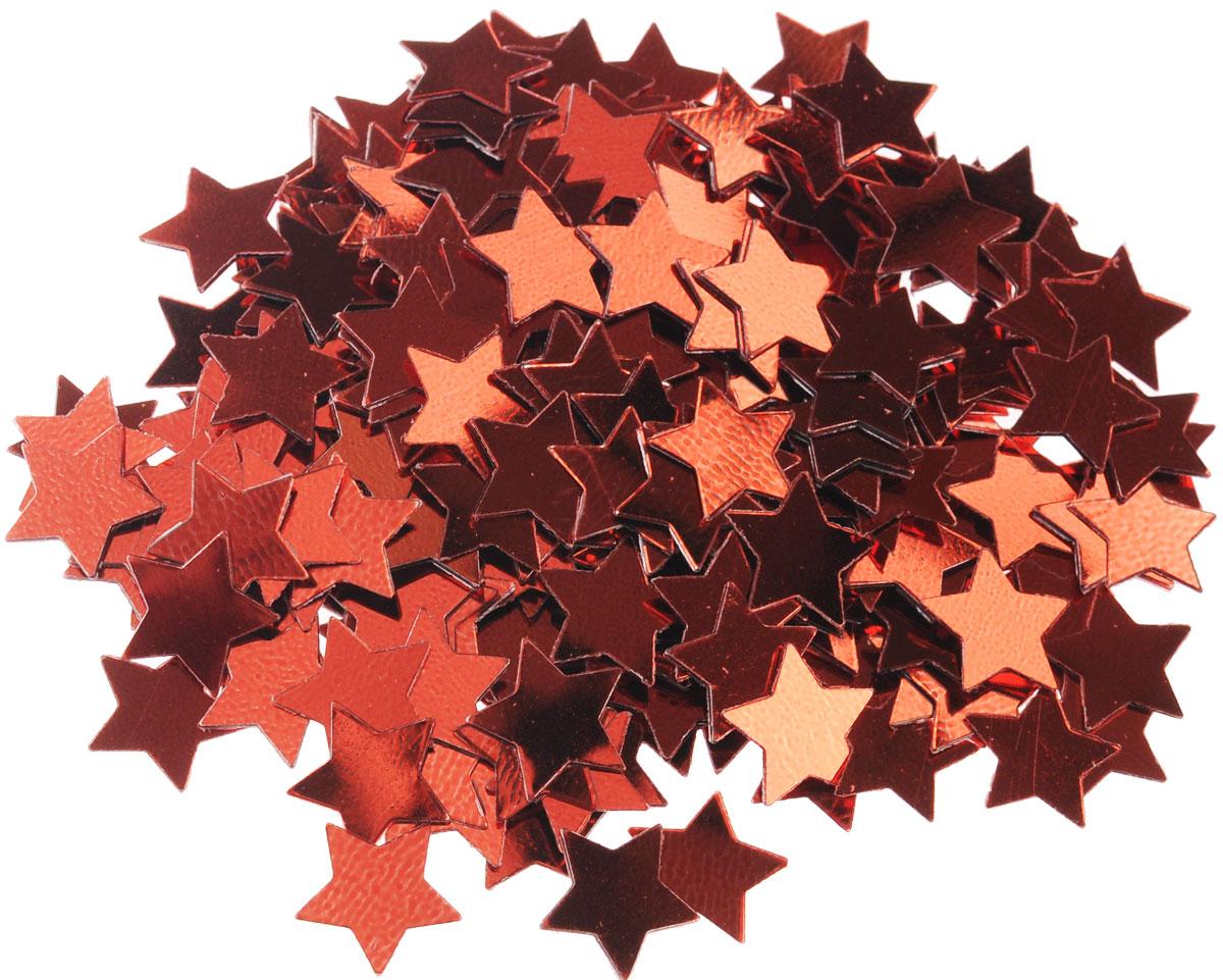 Веселая затея Конфетти Красные звезды, 14 г1501-0193Конфетти Веселая затея Красные звезды - неотъемлемый атрибут праздников, триумфальных шествий, а также свадебных торжеств. Выполнено из прочного материала в форме красных звездочек. Конфетти осыпают друг друга участники празднеств или его сбрасывают сверху. Конфетти, рассыпанное на столе, является необычной и привлекательной формой украшения праздничного застолья. Еще один оригинальный способ порадовать друзей и близких - насыпьте конфетти в конверт с открыткой - это будет неожиданный сюрприз! Это чудесное украшение принесет в ваш дом или офис незабываемую атмосферу праздничного веселья!
