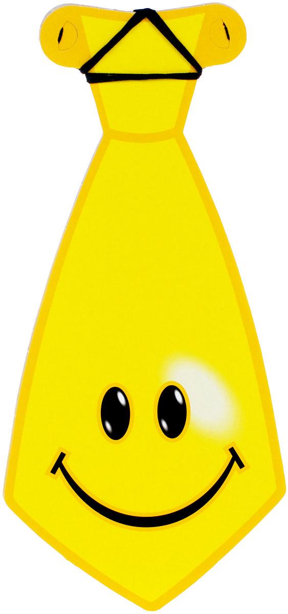 Веселая затея Галстук С днем рождения: Улыбка, 8 шт1501-1041Галстук Веселая затея С днем рождения: Улыбка развеселит вас и ваших друзей в праздничный день. Галстук выполнен из картона и оформлен изображением веселого смайлика. Имеет веревочку для надежного крепления. Радуйте себя и родных, дарите подарки и хорошее настроение! Почувствуйте волшебные минуты ожидания праздника, создайте праздничное настроение вашим дорогим и близким! В комплекте 8 галстуков.
