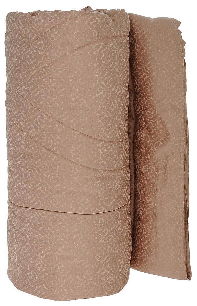 Одеяло Primavelle Сamel Premium, наполнитель: верблюжий пух, цвет: светло-коричневый, 140 см х 205 см124629102-07CЧехол одеяла Primavelle Сamel Premium выполнен из 100% тенсела. Наполнитель одеяла состоит из верблюжьего пуха (95%) и вискозы (5%). Стежка надежно удерживает наполнитель внутри и не позволяет ему скатываться. Верблюжий пух – подшерсток верблюжат в возрасте до одного года, который вычесывается вручную. Верблюжий пух превосходит по своим характеристикам шерсть верблюда. Пух более нежный, воздушный, более легкий, но при этом лучше удерживает тепло и обеспечивает идеальную терморегуляцию во время сна. При этом пух обладает всеми свойствами, которые присущи шерсти верблюда: воздухопроницаемость, высокий согревающий эффект, эффект сухого тепла, косметический и лечебный эффект. Одеяло упаковано в тканевый чехол на змейке с ручкой, что является чрезвычайно удобным при переноске. Рекомендации по уходу: - Допускается стирка при 40 градусах, - Нельзя отбеливать. При стирке не использовать средства, содержащие отбеливатели (хлор), ...