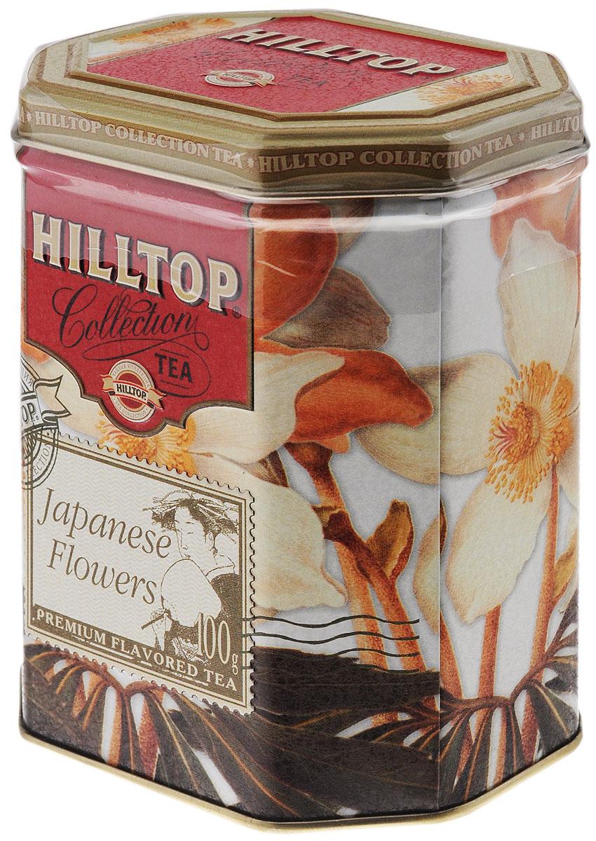 Hilltop Японская Липа зеленый листовой чай, 100 г4607099300163Hilltop Японская Липа — зеленый чай с изысканным сочетанием японской липы, лимонной цедры и ромашки. Поэтапное раскрытие вкусовой композиции чая насыщает его неповторимым ароматом. Обладая согревающим эффектом, он будет незаменим в прохладное время года!