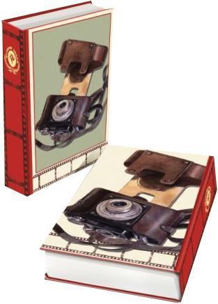 Декоративная шкатулка Фотоаппарат, 17 х 11 х 5 см37334Мы продаем самые разные шкатулки, но их объединяет одно – они очень красивые и оригинальные.