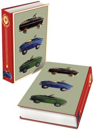 Декоративная шкатулка Советские автомобили, 17 см х 11 см х 5 см37331Мы продаем самые разные шкатулки, но их объединяет одно – они очень красивые и оригинальные. Материал: мдф.