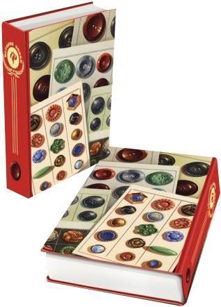 Декоративная шкатулка Пуговицы, 17 х 11 х 5 см37336Мы продаем самые разные шкатулки, но их объединяет одно – они очень красивые и оригинальные.
