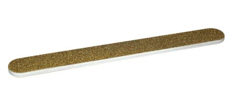 Sophin Пилка маникюрная 100/180 012R012RПрофессиональная пилка на пластиковой основе. Позволяет максимально быстро убрать длину искусственных ногтей, удобна для проведения коррекции. Пилку можно дезинфицировать в жидких растворах.