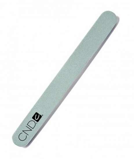 CND Пилка для ногтей Glossing Buffer Board Проф, моющаяся 2-х стор, для полировки11053Glossing Buffer Board – отличная пилка для обработки натуральных ногтей. Очень мягкая и приятная на ощупь. Не травмирует ногтевую пластину и область кутикулы. Предназначается для полировки поверхности ногтевой пластины. Абразивность каждой из сторон 4000 единиц. Придает поверхности ногтя в считанные секунды зеркальный блеск, при этом можно не использовать даже специальных масел и закрепителей! Выполнена из качественного материала, не меняет в процессе работы форму. Ногти выглядят ухоженными, а маникюр завершенным.