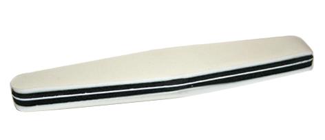 Sophin Пилка маникюрная 240/600585Jпрофессиональная пилка, предназначена для обработки натуральных и искусственных ногтей. Удобна для создания гладкой и чистой поверхности. Пластиковая сердцевина с нанесенной на нее полиэтиленовой пеной обеспечивает пилке долговечность. Может дезинфицироваться в жидких растворах. Пилка рекомендована для профессионального и домашнего использования.