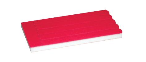 Sophin Пилка маникюрная 100/180 SP101SP101Профессиональная пилка для удаления лишней длины, выравнивания и сглаживания поверхности искусственных ногтей, идеально подходит для выполнения коррекции. В основе двухсторонней пилки пластик, за счет чего инструмент не гнется в процессе работы, не меняет формы и позволяет быстро привести искусственные ногти в порядок. Жесткость одной стороны – 100 единиц, а второй – 180 единиц.