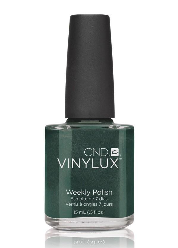 CND Винилюкс Профессиональный недельный лак VINYLUX, #147 Serene Green, 15 мл9908Лак VINYLUX™ – это, в первую очередь, лак, отвечающий современным требованиям. Он маркирован значком 3Free, который говорит об отсутствии в его составе таких вредных компонентов, как дибутилфталат, толуол, формальдегид и его смол. Vinylux (винилюкс) - это двухступенчатая система нанесения лака, состоящая из цветного покрытия и закрепителя. Благодаря инновационной технологии ваш маникюр станет более совершенным, а процесс еего выполнения еще более быстрым. Больше не нужно использовать базу, самоклеющийся состав цветного покрытия не содержит вредных веществ и одновременно обеспечивает защиту вашим ногтям. Закрепитель позволяет лаку держаться на ногтях неделю без сколов и царапин. Vinylux высыхает за восемь с половиной минут и не требует использования UV-лампы. Сейчас насчитывается 62 модных цвета покрытия, включая более 30 цветов, которые совпадают с популярными оттенками CND Shellac. Новинка от CND Vinylux - это более стойкое, блестящее покрытие, которое держится неделю. Расход...