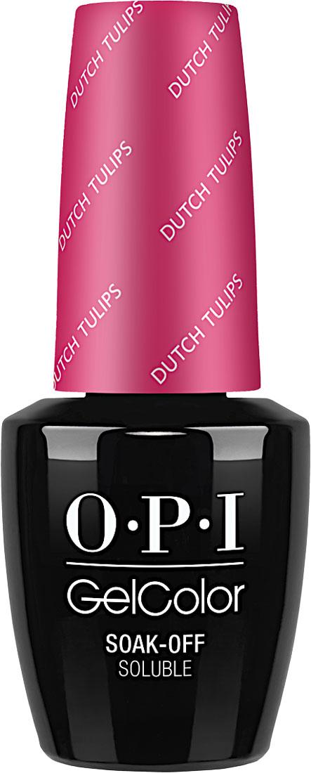 OPI Гель-лак GelColor Dutch Tulips, 15 млGCL60GELCOLOR от OPI. ГЕЛЬКОЛОР это 100% гель в лаковом флаконе! В отличие от гелей-лаков, из-за отсутствия лаковой составляющей ГЕЛЬКОЛОР не подвержен сколам и трещинам. Ультра-быстрое светоотверждение в LED-лампе OPI! Всего лишь 4 минуты на все слои включая базу и верхнее покрытие на всех пальцах! Не требует шлифовки ногтей перед нанесением и опиливания при снятии, а значит — не травмирует ногти! Снимается за 15 минут отмачиванием. ГЕЛЬКОЛОР - экономичен! ГЕЛЬКОЛОР - это высочайшее качество OPI по доступной цене. Оттенки легендарных лаков OPI при желании можно наносить поверх ГЕЛЬКОЛОР. Сравните стоимость ГЕЛЬКОЛОР с другими марками и Вы увидите разницу! Стойкое и сияющее покрытие на недели вперед с GELCOLOR. ГЕЛЬКОЛОР это 100% гель в лаковом флаконе! В отличие от гелей-лаков, из-за отсутствия лаковой составляющей ГЕЛЬКОЛОР не подвержен сколам и трещинам. Ультра-быстрое светоотверждение в LED-лампе OPI! Всего лишь 4 минуты на все слои включая базу и верхнее покрытие на всех пальцах!...