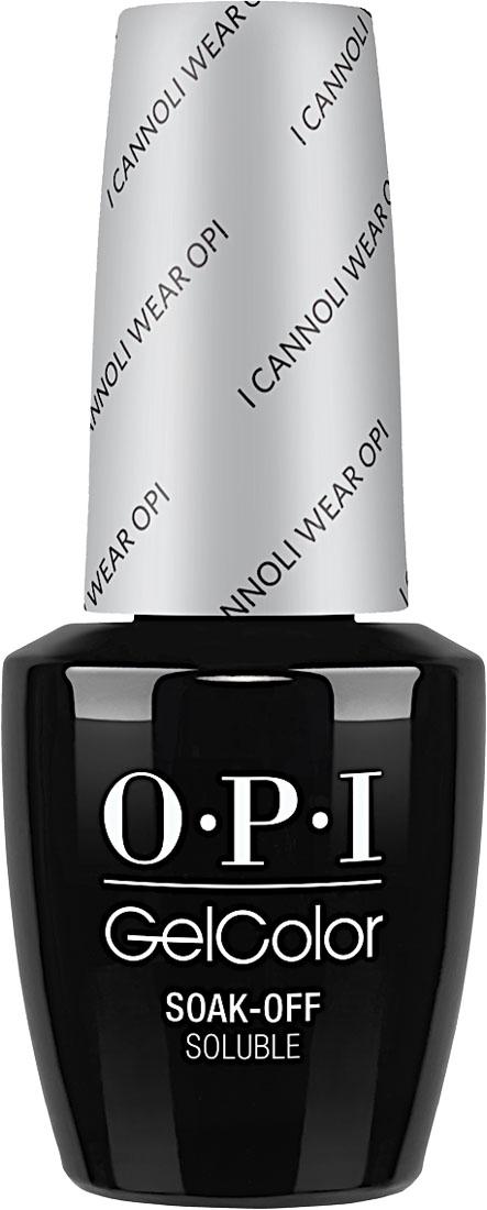 OPI Гель-лак для ногтей GelColor, тон № GCV32 I Cannoli Wear OPI, 15 млGCV32GELCOLOR от OPI. ГЕЛЬКОЛОР это 100% гель в лаковом флаконе! В отличие от гелей-лаков, из-за отсутствия лаковой составляющей ГЕЛЬКОЛОР не подвержен сколам и трещинам. Ультра-быстрое светоотверждение в LED-лампе OPI! Всего лишь 4 минуты на все слои включая базу и верхнее покрытие на всех пальцах! Не требует шлифовки ногтей перед нанесением и опиливания при снятии, а значит — не травмирует ногти! Снимается за 15 минут отмачиванием. ГЕЛЬКОЛОР - экономичен! ГЕЛЬКОЛОР - это высочайшее качество OPI по доступной цене. Оттенки легендарных лаков OPI при желании можно наносить поверх ГЕЛЬКОЛОР. Сравните стоимость ГЕЛЬКОЛОР с другими марками и Вы увидите разницу! Стойкое и сияющее покрытие на недели вперед с GELCOLOR. ГЕЛЬКОЛОР это 100% гель в лаковом флаконе! В отличие от гелей-лаков, из-за отсутствия лаковой составляющей ГЕЛЬКОЛОР не подвержен сколам и трещинам. Ультра-быстрое светоотверждение в LED-лампе OPI! Всего лишь 4 минуты на все слои включая базу и верхнее покрытие на всех пальцах!...