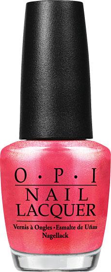 OPI Лак для ногтей Cant Hear Myself Pink!, 15 млNLA72Лак для ногтей из коллекции Brights OPI 2015. Розовый металлик. Палитра лаков Brights OPI - это яркие лаки для ногтей, которые отлично смотрятся как на длинных, так и на коротких ногтях. Для более насыщенного маникюра наносите лаки Brights поверх базового покрытия белого цвета. Вся коллекция представлена также и в гель-лаке GelColor.