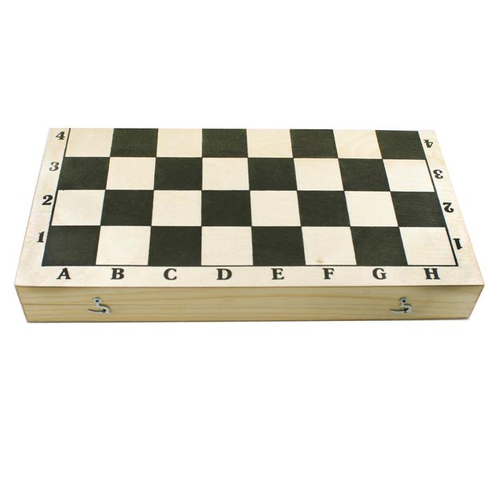 Настольная игра Шахматы турнирные, размер: 50х200х400 ммУТ-00000053