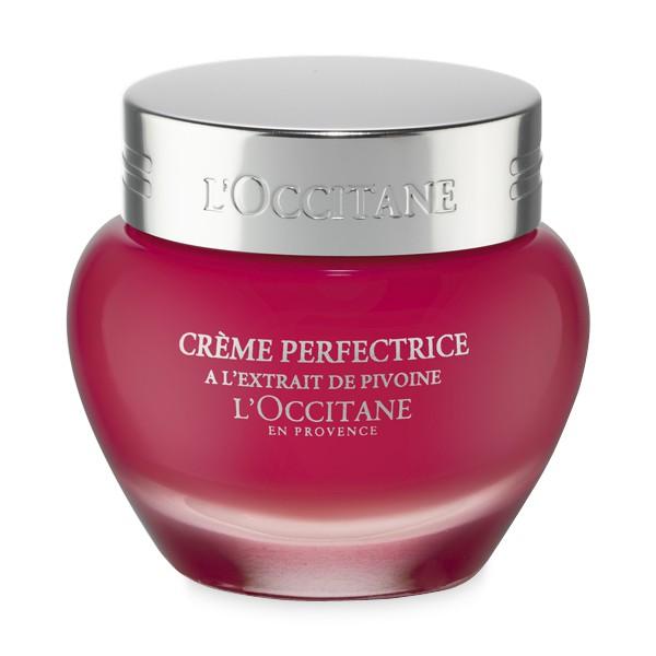 LOccitane Совершенный крем Пион, 50 мл344682Бархатистый крем с преображающим комплексом пиона обладает уникальной текстурой, которая адаптируется к разным типам кожи и климату. Благодаря входящим в состав активным ингредиентам крем интенсивно увлажняет кожу, выравнивает цвет лица, сужает поры и борется с несовершенствами. Кожа невероятно мягкая(3) +94% Доказанный эффект мгновенного сияния(4) Увлажнение в течение 24 часов(5) Текстура крема позволяет коже дышать(3) 97% (3)Потребительское тестирование с участием 50 женщин в течение 4 недель. (4)Тест на эффективность при участии 30 женщин. (5)Уровень увлажненности кожи замерялся у 12 женщин методом корнеометрии.