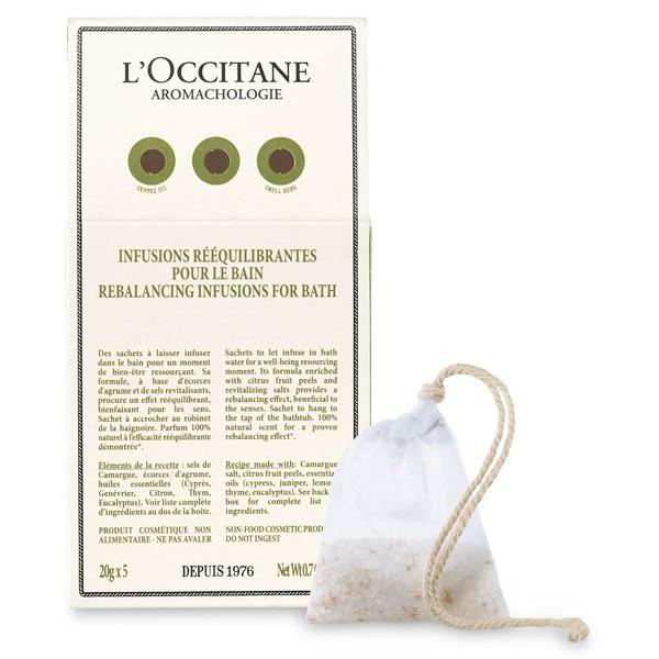LOccitane Ароматные саше для ванны 5х20 г358733Откройте для себя восстанавливающий ритуал по уходу за телом, который не только подарит потрясающий расслабляющий эффект, но и поможет снять стресс и мышечное напряжение. Саше наполнит ванную комнату необыкновенным ароматом, который благотворно влияет на нервную систему и самочувствие. Настоящая SPA-процедура для восстановления внутренней гармонии и баланса.