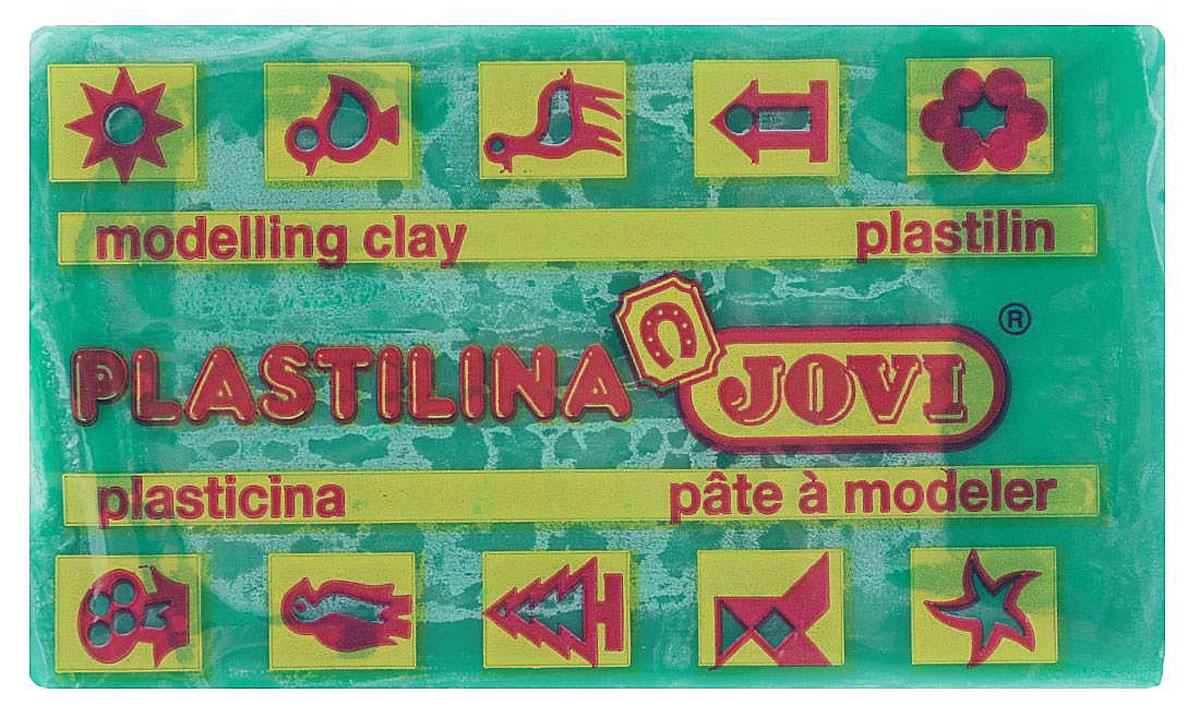 Jovi Пластилин, цвет: темно-зеленый, 50 г