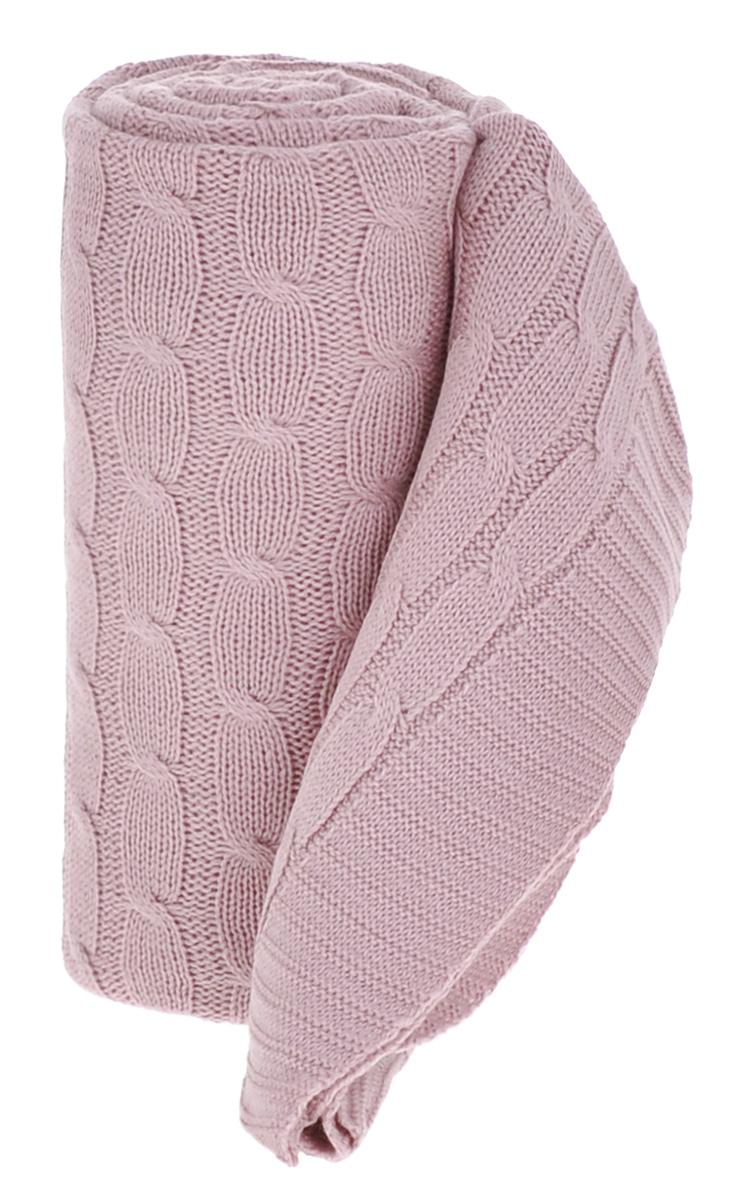 Плед Buenas Noches, цвет: розовый, 130 см х 160 см74634Вязаный плед Buenas Noches - это идеальное решение для вашего интерьера! Плед выполнен из 100% акрила. Благодаря беспрецедентной стойкости и ровности красок, плед не выгорает на солнце и остается первозданно ярким в течение продолжительного времени. Изделия из акрила прекрасно сохраняют форму, не деформируются, не мнутся, всегда выглядят аккуратно и весь срок использования сохраняют размер и достойный вид. Плед - это такой подарок, который будет всегда актуален, особенно для ваших родных и близких, ведь вы дарите им частичку своего тепла! Продукция торговой марки Buenas Noches сделана с особой заботой, специально для вас и уюта в вашем доме!