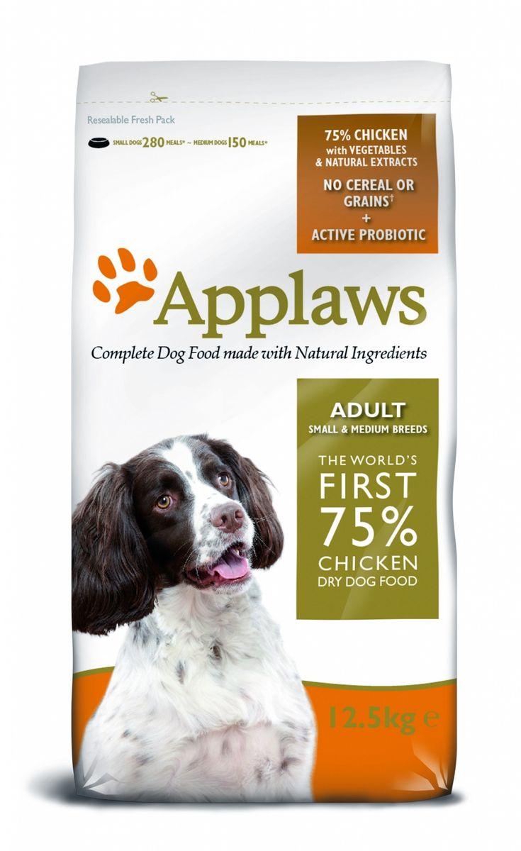 Беззерновой для Собак малых и средних пород