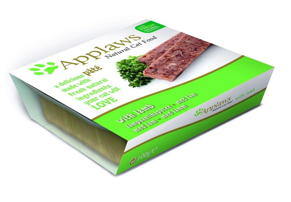 Паштет для Кошек с Ягненком (Cat Pate with Lamb), 100 г24373Нежный паштет Applaws – это полнорационная порция мясного/рыбного мусса с добавлением всех необходимых для кошки витаминов и минералов. Упаковка в виде алюминиевого контейнера прекрасно сохраняет качество ингредиентов и его непревзойденный вкус. Состав: Курица 35%, Свинина 23%, Ягненок 4%, Индейка 4%, Лосось 4%, Форель 4%. Пищевые добавки: Витамин Е 30 МЕ/кг, Сульфат меди 1мг/кг, Сульфат цинка 20 мг/кг. Гарантированный анализ: Белки 10%, Жиры 5,5%, Клетчатка 0,2%, Зола 2,3%, Влага 82%.