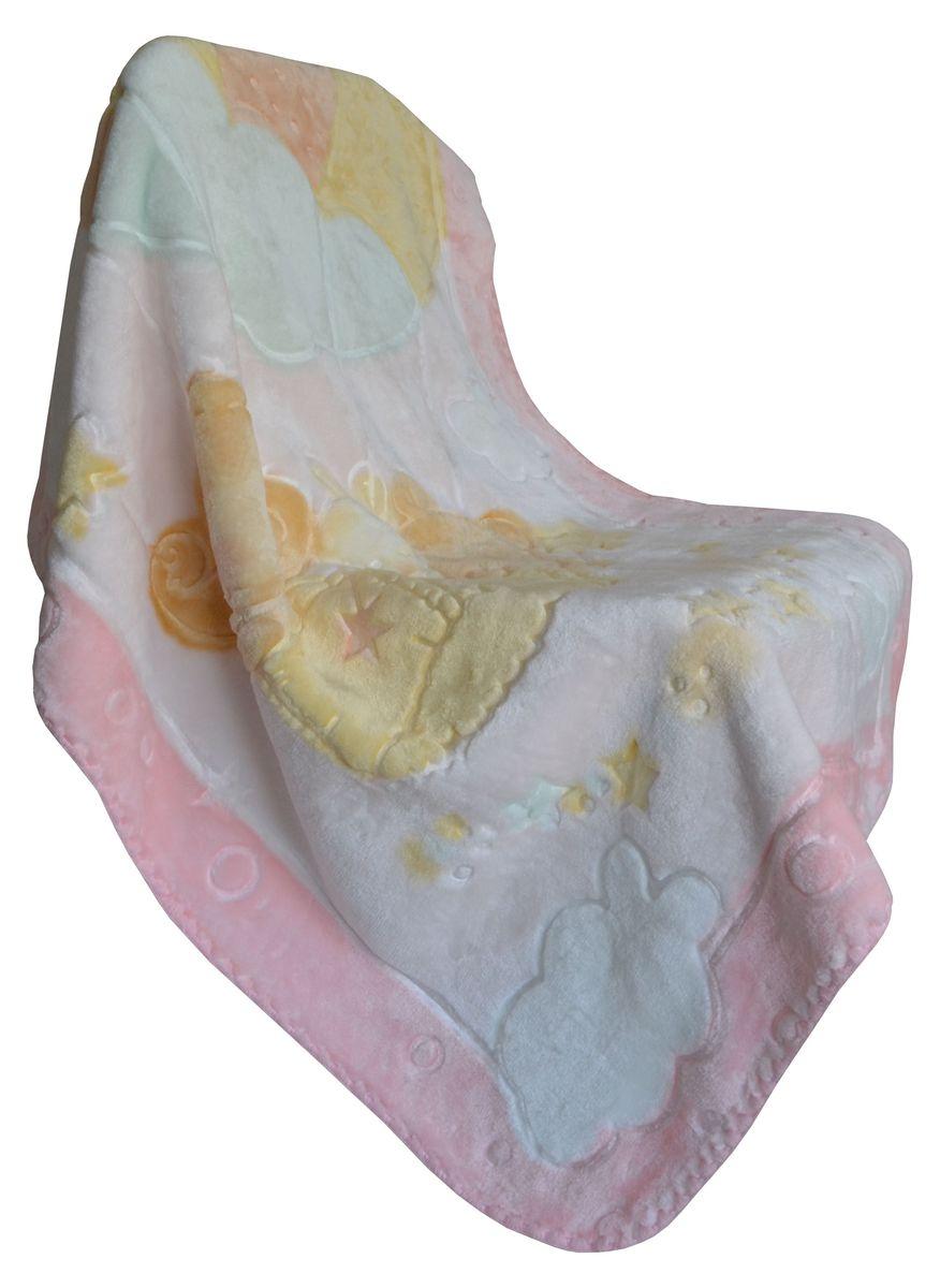 Bonne Fee Плед-одеяло 80х110, набивка, жаккардовый рисунок, розовыйОПОН/80-роз/1Приятный и мягкий на ощупь, но при этом плотный и надёжный материал. Выстреженный жаккардовый рисунок не оставляет равнодушным никого! Нежность, забота, любовь и тепло - этими словами можно описать плед-одеяло для малышей. Отличное качество и практичность! Любите своего ребёнка и дарите ему лучшее!