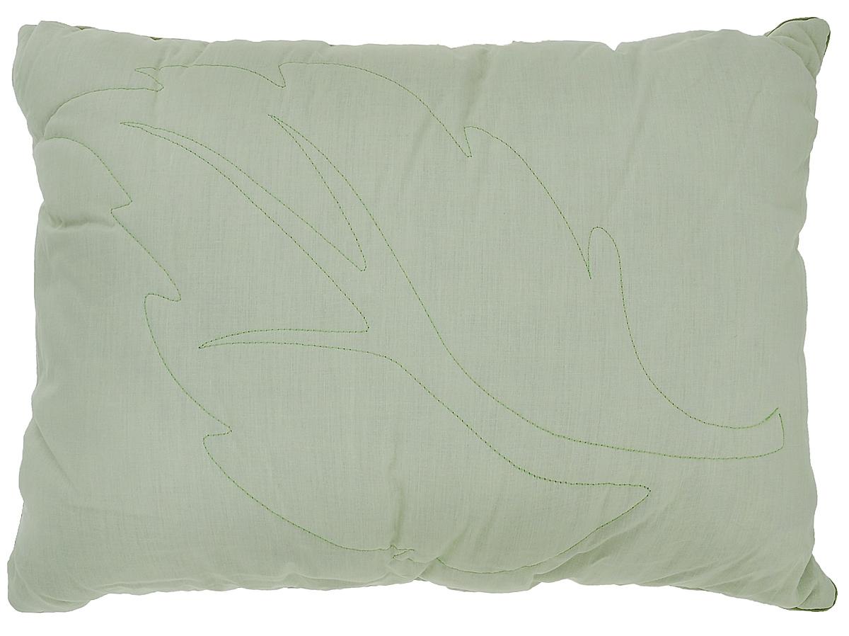 "Подушка Primavelle ""Ortica"", наполнитель: крапива, цвет: светло-зеленый, 50 х 72 см 114360110-Nt"