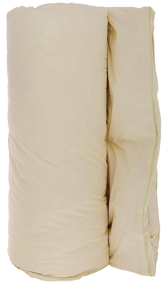 Одеяло Primavelle Manuela, наполнитель: гусиный пух, цвет: кремовый, 140 х 205 см122195202-11бЧехол одеяла Primavelle Manuela выполнен из 100% хлопка. Наполнитель одеяла состоит из 100% гусиного пуха Экстра. Стежка надежно удерживает наполнитель внутри и не позволяет ему скатываться. Одеяло Primavelle Manuela — новая модель пухового одеяла с элегантными бортиками, которые прекрасно держат форму изделий. Надежные чехлы из натурального хлопка, цветной кант из атласа, высокое качество натурального пуха категории Экстра — все это непременные атрибуты одеяла Primavelle Manuela. Одеяло упаковано в тканевый чехол с одной пластиковой стороной на змейке с ручкой, что является чрезвычайно удобным при переноске. Рекомендации по уходу: - Допускается стирка при 30 градусах в деликатном режиме, - Нельзя отбеливать. При стирке не использовать средства, содержащие отбеливатели (хлор), - Не гладить. Не применять обработку паром, - Сухая чистка, - Допускается только горизонтальная сушка в машине в щадящем режиме. ...
