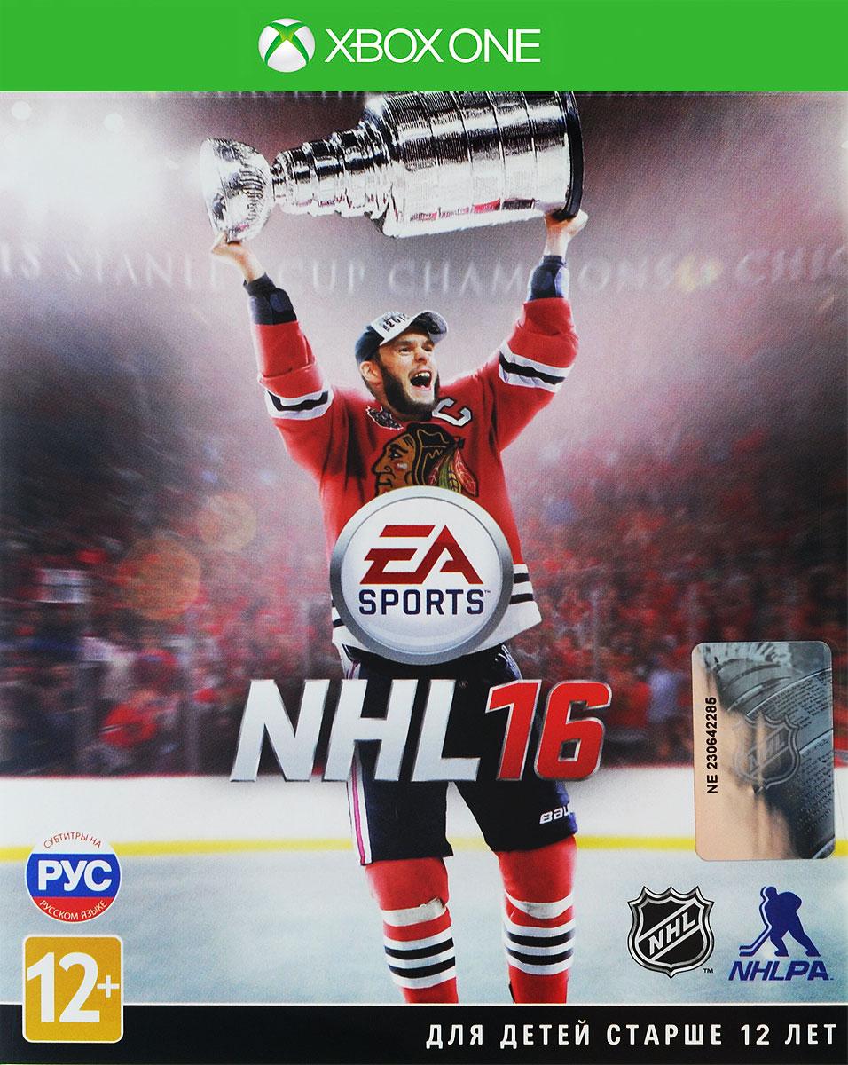 NHL 16, Electronic Arts, / EA Canada