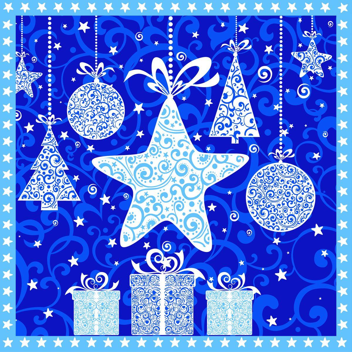 Салфетки бумажные Gratias Игрушки, цвет: синий, трехслойные, 33 х 33 см, 20 шт91547Трехслойные бумажные салфетки Gratias Игрушки, выполненные из натуральной целлюлозы, станут отличным дополнением любого праздничного стола. Они отличаются необычной мягкостью и прочностью. Размер листа: 33 х 33 см. Количество слоев: 3.