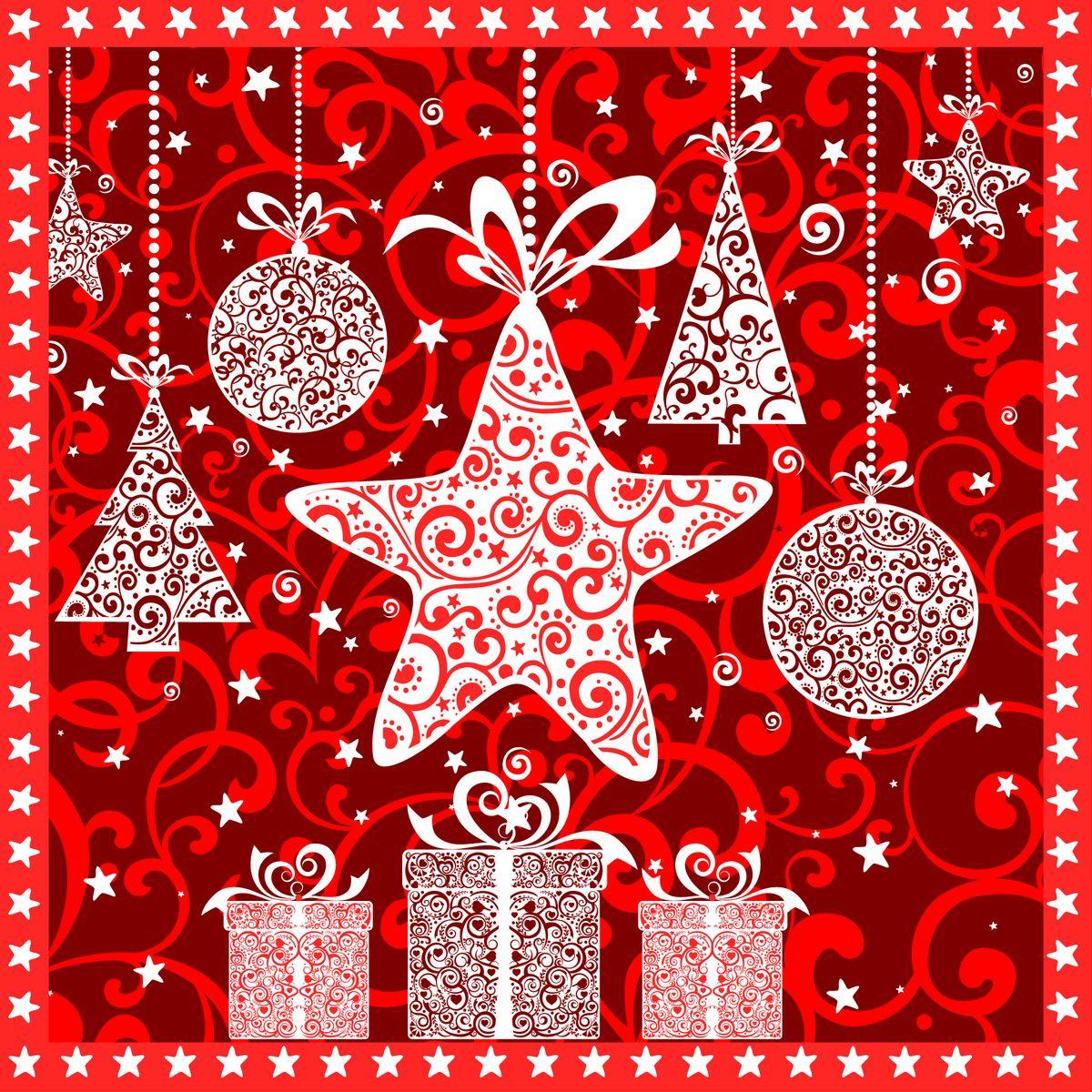 Салфетки бумажные Gratias Игрушки, трехслойные, цвет: красный, 33 х 33 см, 20 шт91493Трехслойные бумажные салфетки Gratias Игрушки, выполненные из натуральной целлюлозы, станут отличным дополнением любого праздничного стола. Они отличаются необычной мягкостью и прочностью. Размер листа: 33 х 33 см. Количество слоев: 3.